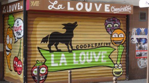 Supermarché La Louve