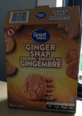 biscuit gingembre