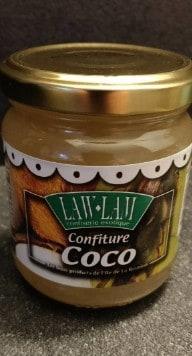 Confiture coco
