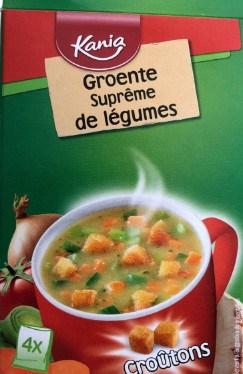 Supreme de legumes