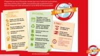 Campagne Slow food en 2018 - FoodForChange - Rappels des bonnes actions pour l'environnement