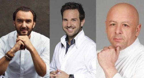 Chefs français populaires
