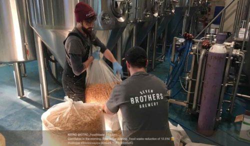 Kellogg's fait produire une bière avec ses céréales non conformes
