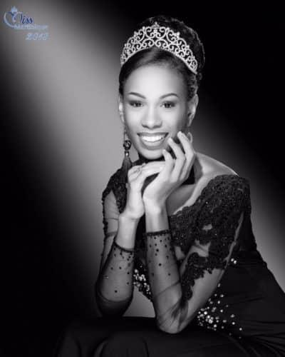 Olivia Luscap - Miss Martinique 2018 - Photo par @Yves_Michel_B