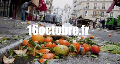 Plate-forme 16octobre.fr - Lutte contre le gaspillage alimentaire