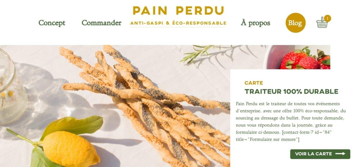 L'épicerie fine Pain Perdu revalorise les invendus des boulangeries