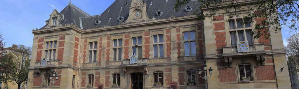 Ville de Montrouge sur Pagachey
