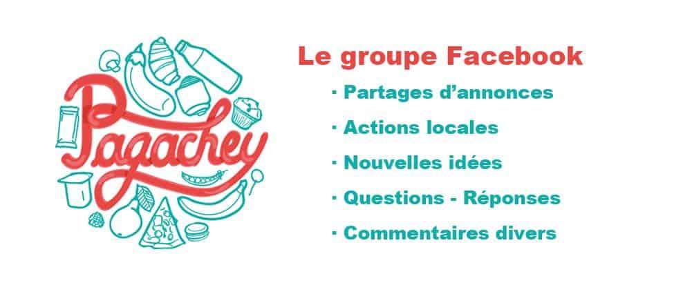Groupe Facebook de Pagachey - bannière