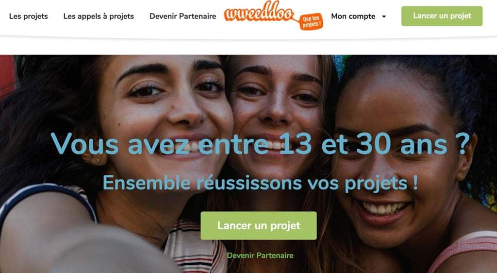 Osez vos projets avec wweeddoo