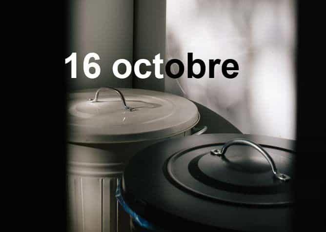 16-octobre - Journée mondiale contre le gaspillage alimentaire
