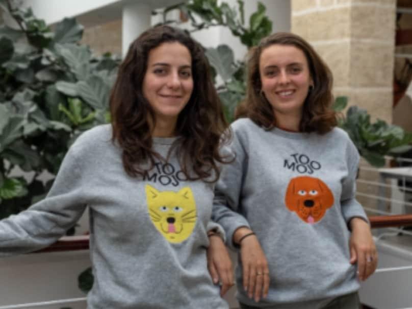 Paola et Madeleine, le duo de choc à l'origine de Tomojo